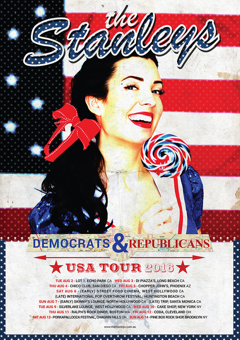 Republicans & Democrats Tour 2016